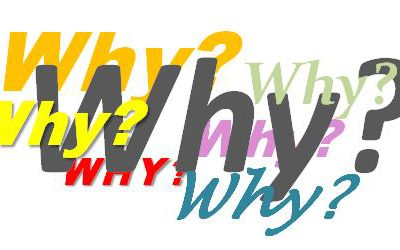 "The Purgatory of ""Why?"""